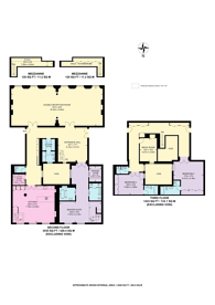 Large floorplan for Lancaster Gate, Bayswater, W2