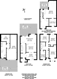 Large floorplan for Chiswick Quay, Grove Park, W4
