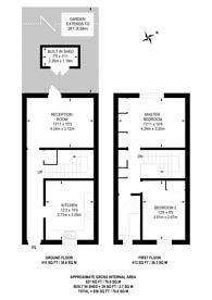 Large floorplan for Hainton Close (40% Share), Shadwell, E1