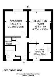 Large floorplan for Holly Park Estate, Crouch End, N4