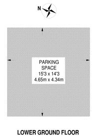Large floorplan for Wincott Street, Kennington, SE11