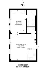 Large floorplan for Avenfield House, Mayfair, W1K