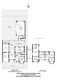 Large floorplan for Tycehurst Hill, Loughton, IG10