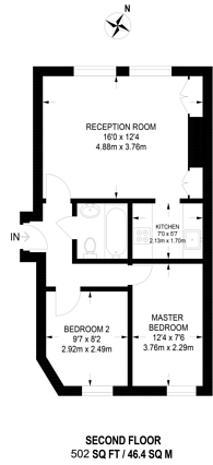 Large floorplan for Hartfield Road, Wimbledon, SW19