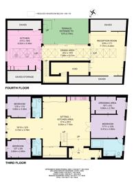 Large floorplan for Shoreditch High Street, Shoreditch, E1