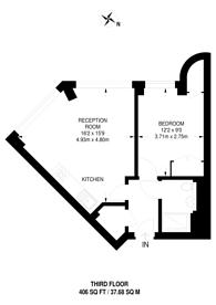Large floorplan for Molesworth Street, Lewisham, SE13