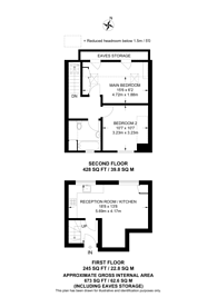 Large floorplan for Manor Road, West Ham, E15