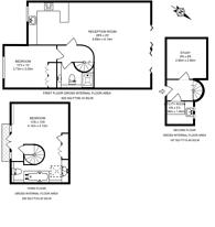 Large floorplan for Wimbledon Park Road, Wimbledon, SW18