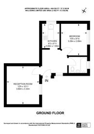 Large floorplan for Anerley Road, Anerley, SE20