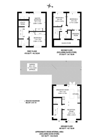 Large floorplan for College Road, Kensal Green, NW10