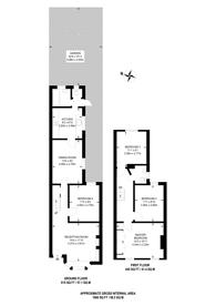Large floorplan for Boundary Road, Plaistow, E13
