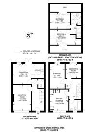 Large floorplan for Rivett Drake Close, Guildford, GU2