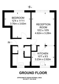 Large floorplan for Hay Close, Stratford, E15
