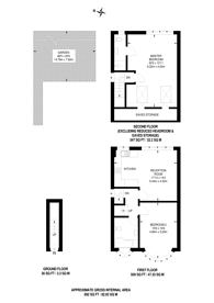 Large floorplan for Larkfield Avenue, Kenton, HA3