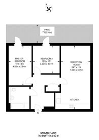 Large floorplan for Axio Way, Bow, E3