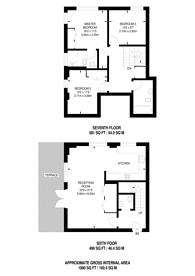 Large floorplan for Monohaus, London Fields, E8