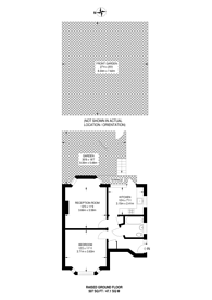 Large floorplan for Rushgrove Avenue, Colindale, NW9