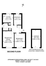 Large floorplan for Grant Road, Croydon, CR0