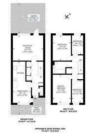 Large floorplan for Carrara Close, Brixton, SW9