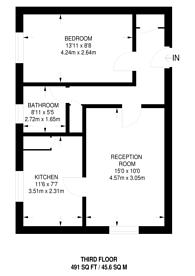 Large floorplan for Anston Court, Guildford, GU2