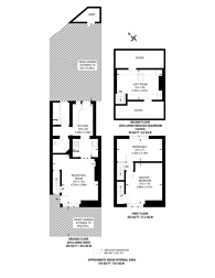 Large floorplan for Botha Road, Plaistow, E13