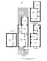 Large floorplan for Westdown Road, Leyton, E15