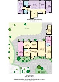Large floorplan for Allison Grove, Dulwich Village, SE21