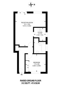 Large floorplan for Chesham Mews, Guildford, GU1