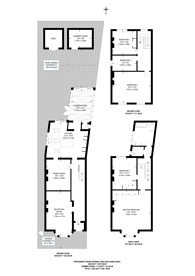 Large floorplan for Capel Road, Forest Gate, E7