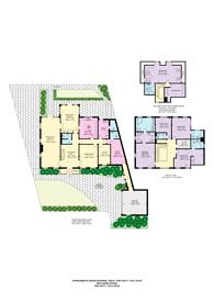 Large floorplan for Greenoak Way, Wimbledon Village, SW19