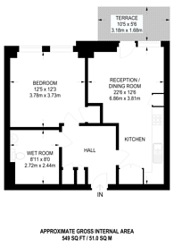Large floorplan for Logan Close, Stratford, E20