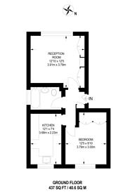 Large floorplan for Ruckholt Road, Leyton, E10