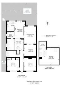 Large floorplan for New Heston Road, TW5, Heston, TW5