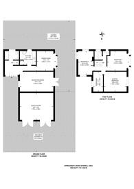 Large floorplan for Springfield Road, Wallington, SM6