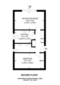 Large floorplan for Tennis Street, Southwark, SE1