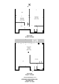 Large floorplan for Wenlock Road, Old Street, N1