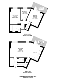 Large floorplan for Gayton Road, Harrow, HA1