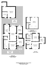 Large floorplan for Sylvester Road, Wembley, HA0