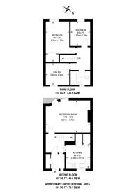 Large floorplan for Boyce Way, Plaistow, E13