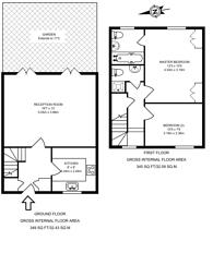 Large floorplan for Bramwell Mews, Barnsbury, N1