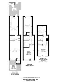 Large floorplan for Brydon Walk, Islington, N1