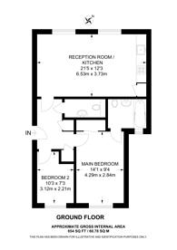 Large floorplan for Latitude House, Camden, NW1