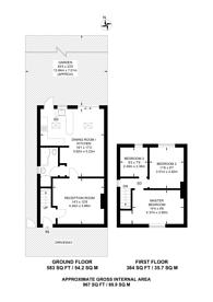 Large floorplan for Ernest Road, Kingston, KT1