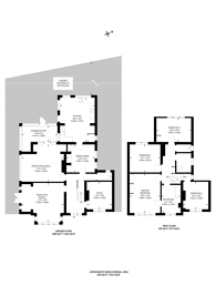 Large floorplan for Camborne Road, Sutton, SM2