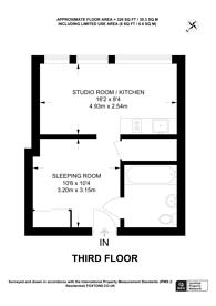 Large floorplan for Douglas Road, Hounslow, TW3