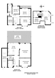 Large floorplan for Denmark Hill, Denmark Hill, SE5