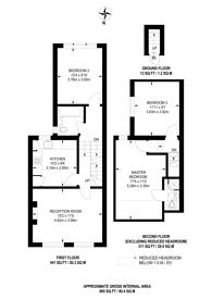 Large floorplan for Morton Road, Stratford, E15