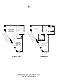 Large floorplan for Royal Arsenal, Woolwich, SE18