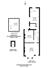 Large floorplan for Felday Road, Lewisham, SE13