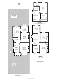 Large floorplan for Manor View, Finchley, N3